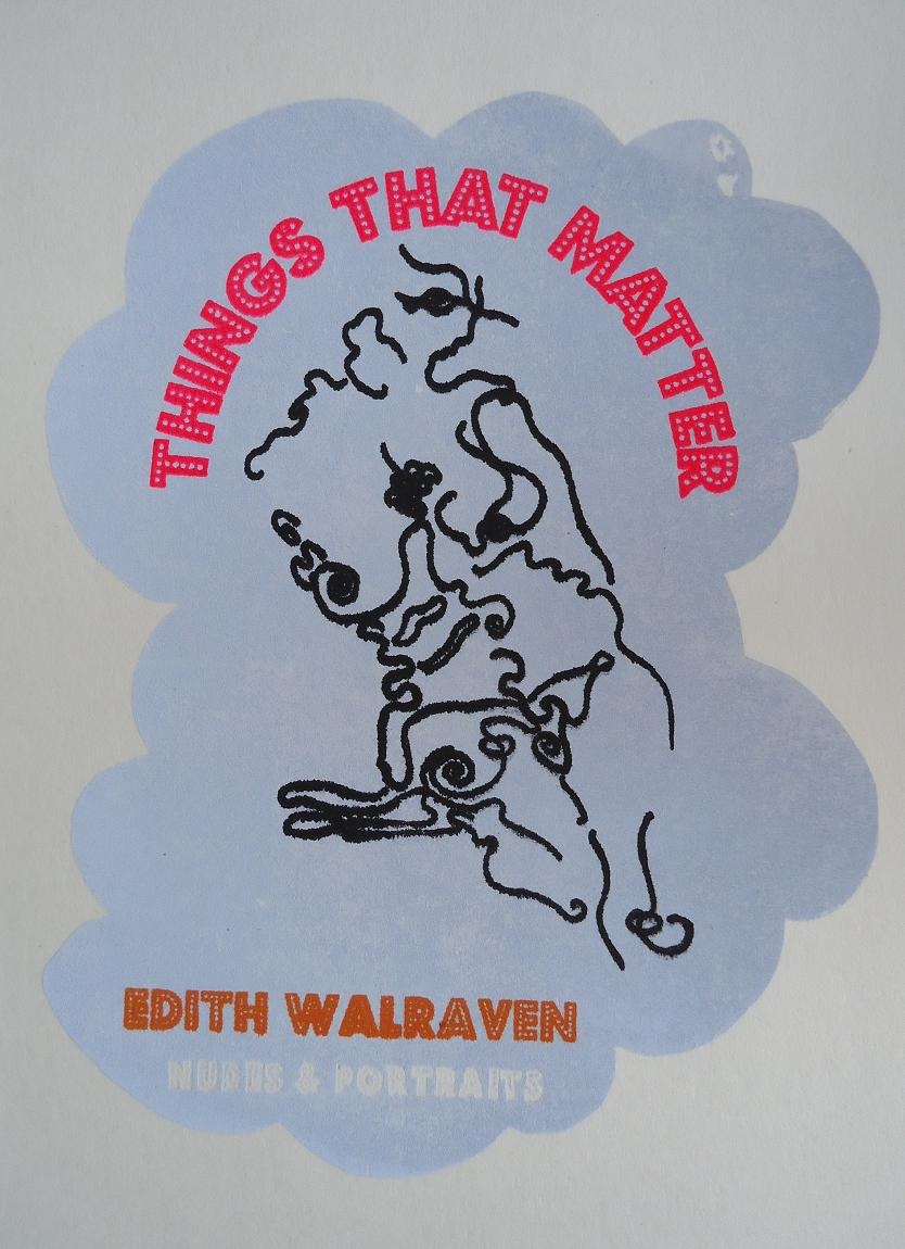 things that matter, silkscreen